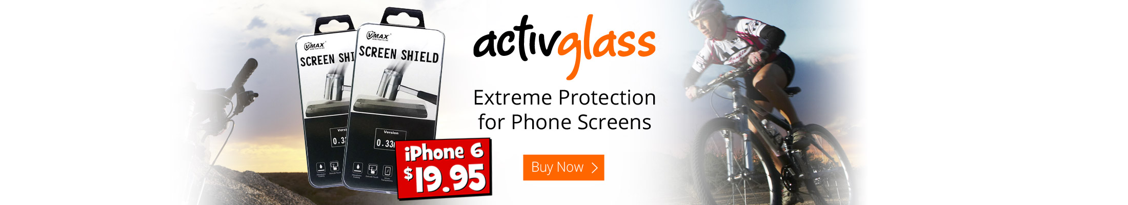 iPhone 6 Tempered Glass Screen Protection