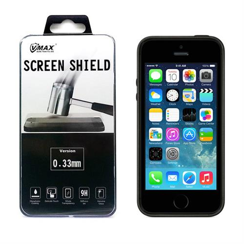 iPhone 5/5s VMAX Tempered Glass Screen Protector