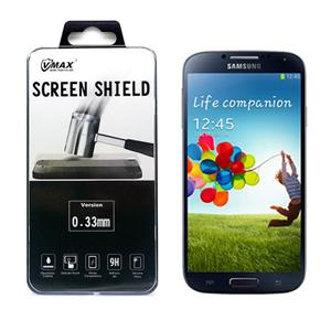 Samsung Galaxy S4 VMAX Tempered Glass Screen Protector