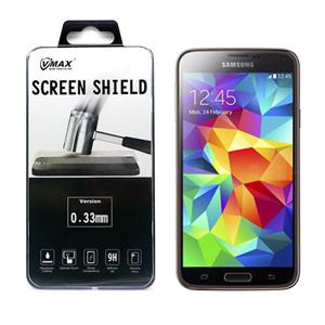 Samsung Galaxy S5 VMAX Tempered Glass Screen Protector