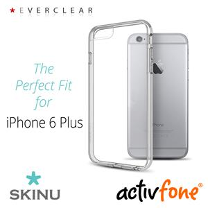 iPhone 6 Plus SKINU Everclear Bumper Protective Case