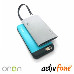 Onan 3000mAh Q Air Power Bank